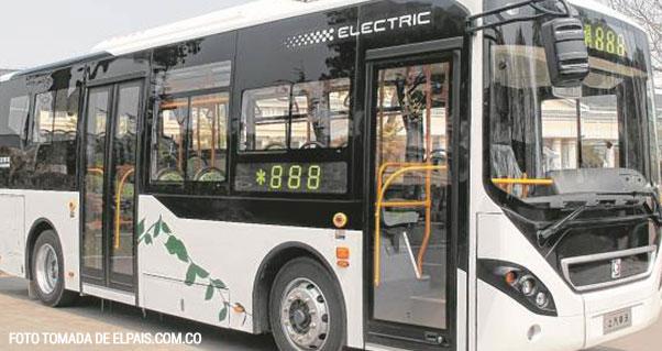 109 buses eléctricos reforzarán la flota del MIO en el 2020, Invest Pacific