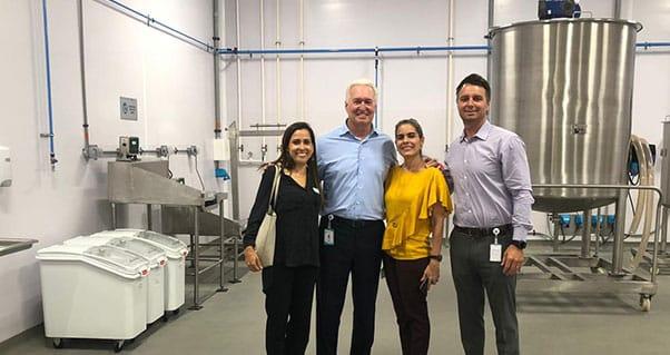 FISA, fabricante de sabores que atiende desde el Valle a sus clientes de Suramérica, Invest Pacific