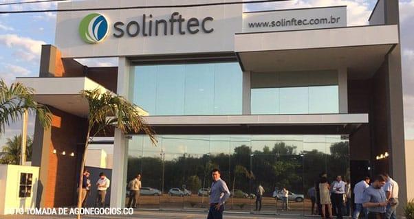 La empresa brasileña Solinftec abre sede en Cali para atender el mercado regional, Invest Pacific