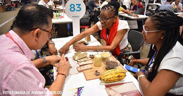 LAC Flavors, evento del Agro cerró con un potencial de negocios por US$80 millones, Invest Pacific