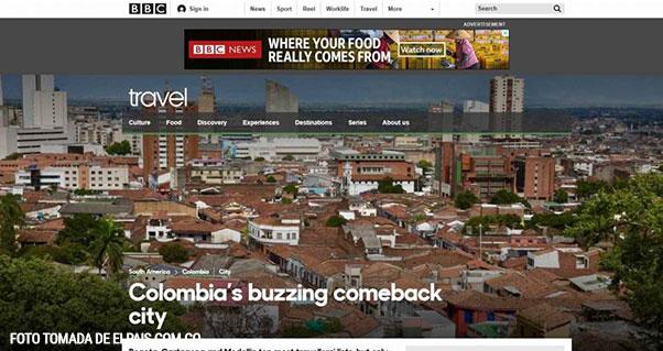 """Prensa internacional destaca a Cali como ciudad """"vibrante"""" para turistas del mundo, Invest Pacific"""