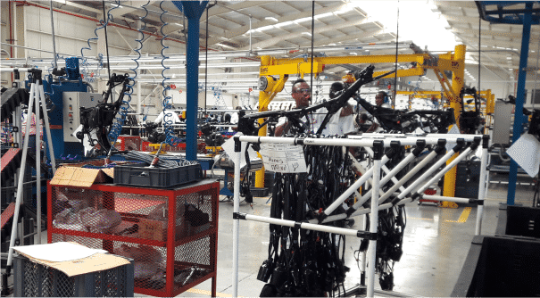 Almost 80% of the multinational companies in el Valle are still operating and preserving employment