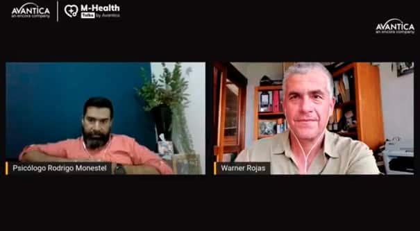 Avantica contribuirá a fomentar la salud física y mental durante esta pandemia mediante charlas con especialistas