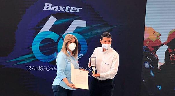 Baxter Colombia cumple 65 años y promueve iniciativas sostenibles en el Valle del Cauca