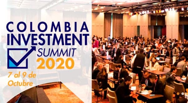 Colombia Investment Summit, Invest Pacific