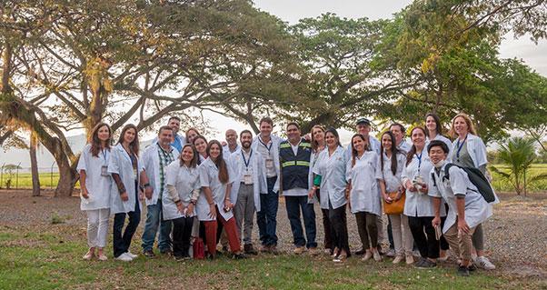 Delegación conoció proceso de empaque y comercialización del aguacate hass desde el Valle del Cauca, Invest Pacific