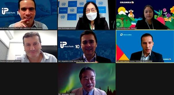 Empresarios japoneses exploran oportunidades de inversión en el Valle del Cauca