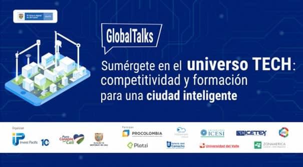 Este jueves 3 de diciembre, la cita es con la tecnología en el GlobalTalks