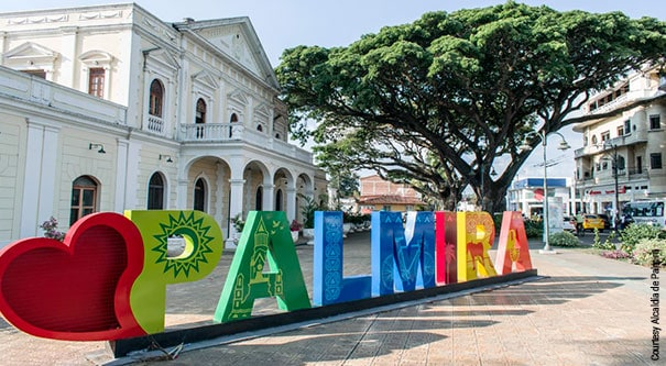 Foreign companies committed to Palmira's development