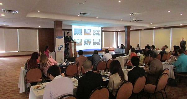 Invest Pacific lleva a cabo su VII Asamblea General con excelentes resultados, Invest Pacific
