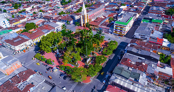 Caicedonia, uno de los municipios ZOMAC comprometidos con la atracción de inversión extranjera, Invest Pacific