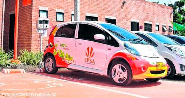Cali ya cuenta con la primera estación para cargar carros eléctricos, Invest Pacific