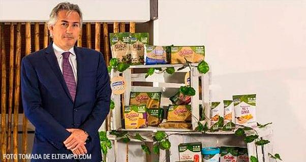 Colombina, líder global en sostenibilidad, Invest Pacific
