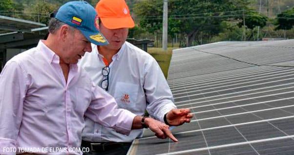 Nuevo impulso a proyectos de energía solar en el país, Invest Pacific