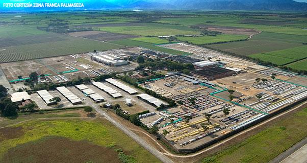 Invest Pacific se reúne con empresas asentadas en las zonas francas de la región, Invest Pacific