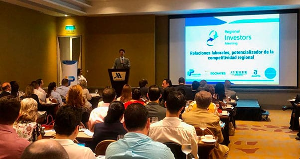Newsletter 29 – Invest Pacific realizó el primer Regional Investors Meeting, Invest Pacific