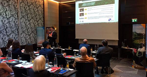 Invest Pacific promueve al Valle del Cauca como destino de inversión en países europeos, Invest Pacific