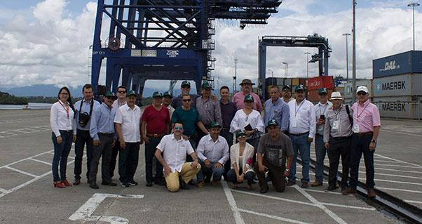 Visita de Apeam genera expectativa de inversión para la región, Invest Pacific