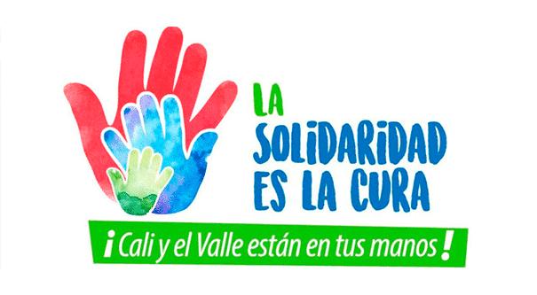 La Solidaridad es la Cura, Cali y el Valle están en tus manos, Invest Pacific