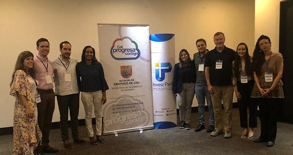 Periodistas extranjeros se conectan con Cali y el Valle del Cauca, Invest Pacific
