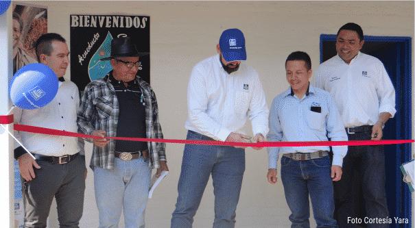 Yara promueve reforestación y adecuación ambiental en Yotoco, Invest Pacific